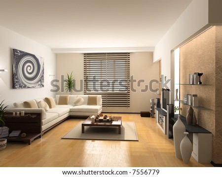 Modern Apartment Interior Design Photos