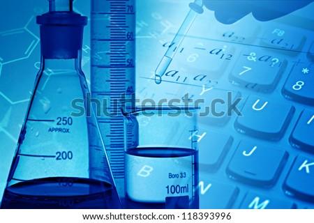 Shutterstock modern laboratory science background 118393996