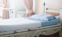 modern living room in hospital