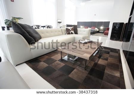 Modern living room set  Furniture provided by www.lignerosetmiami.com