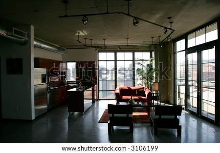 Modern Loft Condo in Pearl District, Portland