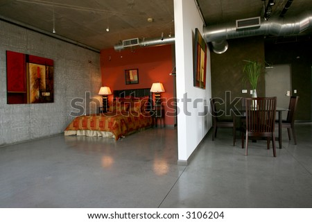 Modern Loft Condo in Pearl District, Portland