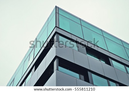 Modern, Luxury Apartment Building #555811210