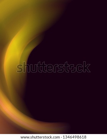 modern luxury simple fun beautiful background with colorful soft smooth fast motion blur circle lines illustrated wallpaper for presentation #1346498618