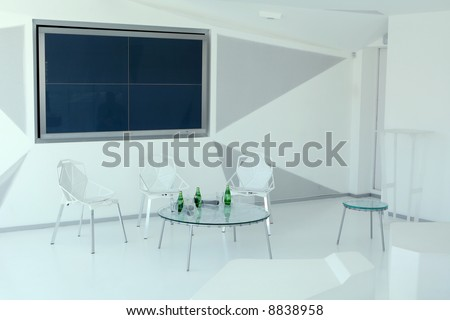 modern meetings room