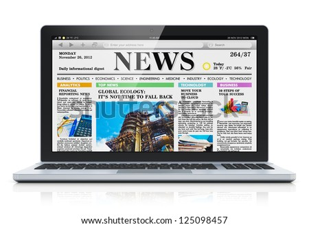 online business news