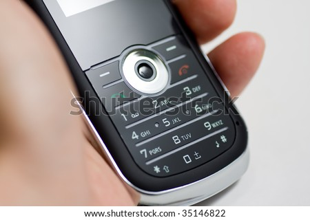 Modern mobile or cell phone for global communication services