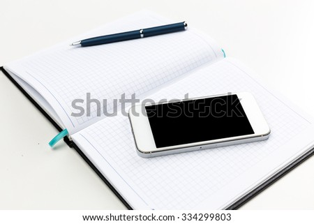 Modern mobile phone #334299803