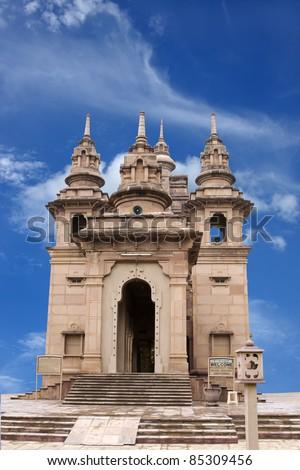 Modern Mulagandhakuti Vihara temple, sarnath