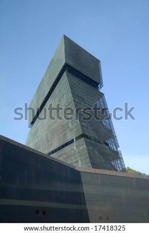 Modern Museum Building