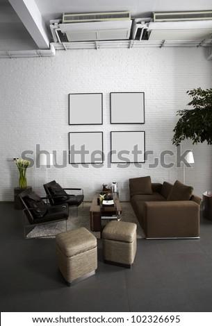Modern Office #102326695