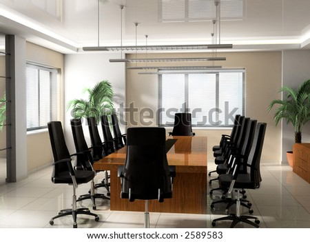 Modern Office boardroom exclusive design
