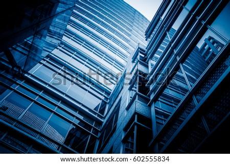 modern office building #602555834