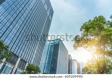modern office building #609209990