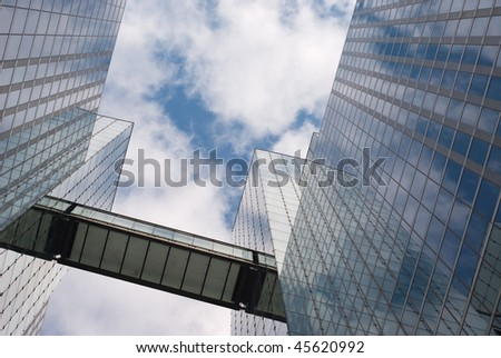 Modern Office Building as Urban Corporate Architecture