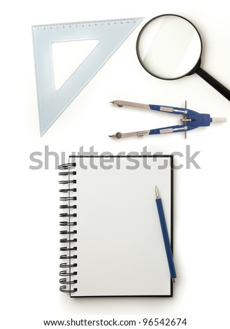 modern office desktop