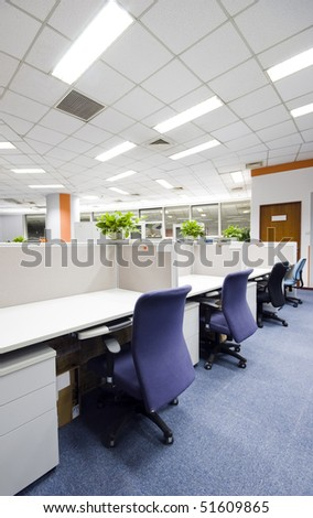 Modern office interior