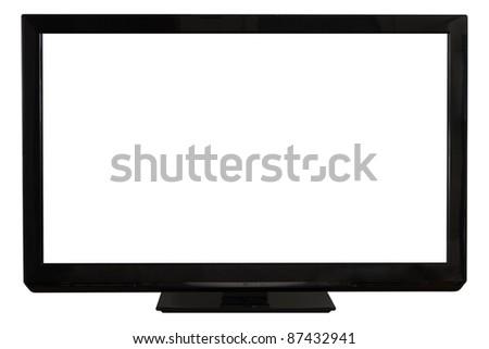 Modern plasma/LCD Television