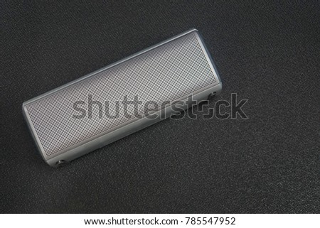 modern portable speaker to connect with smartphone #785547952