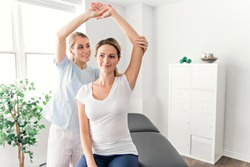 Modern rehabilitation physiotherapy