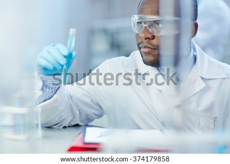 Modern scientist