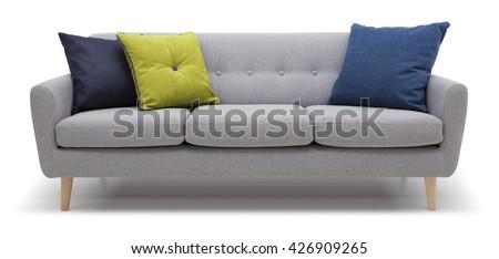 Modern sofa #426909265
