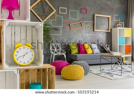 modern student home with diy...