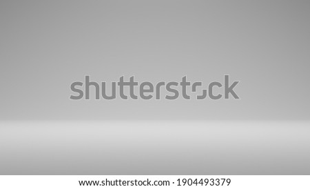 Modern Studio Background . Abstract white coral gradient background empty space studio room for display product ad website . White empty room studio gradient used for background