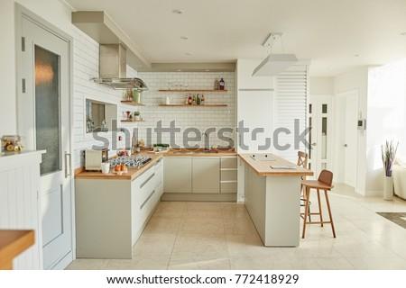 Modern style kitchen #772418929
