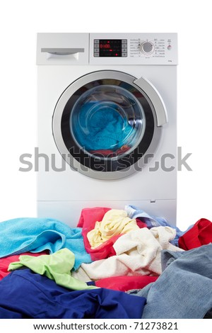Washing-Machine - Troubleshooting information for your Washing-Machine