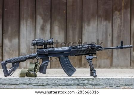 modification attack rifles
