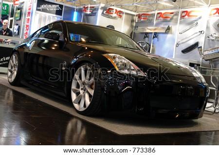 Modified Nissan 350Z