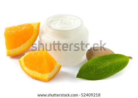 Moisturizer with vitamins