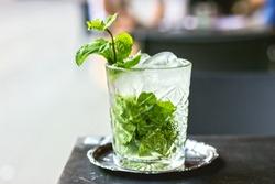 Mojito cocktail, Cuban cocktail