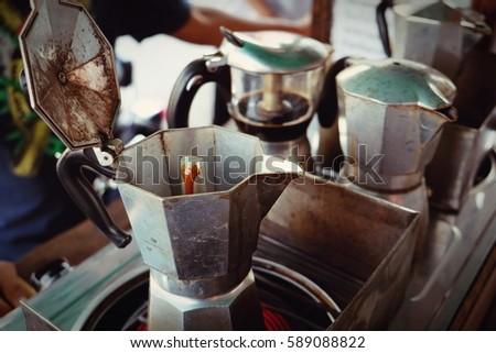Solution coffee machine cleaning jura