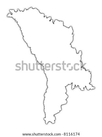 blank map of mexico and central america and caribbean. outline map of south america