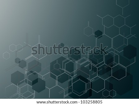 Molecular background