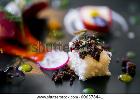 Molecular food