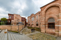 Molla Zeyrek Mosque and Complex in Fatih District of Istanbul