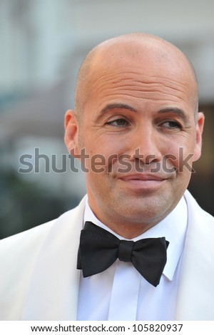 MONACO - MAY 23, 2012: Billy Zane  at the inaugural Nights in Monaco Gala at the Hotel de Paris, Monte Carlo. May 23, 2012  Monaco - stock photo