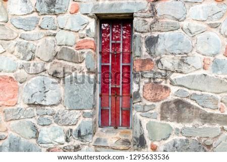 Monastery built of stones. #1295633536