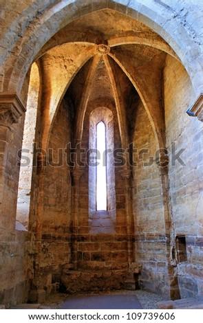 Monastery of Santa Clara Velha in Coimbra, Portugal