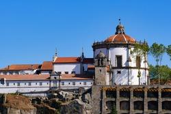 Monastery of Serra do Pilar in Vila Nova de Gaia, Portugal