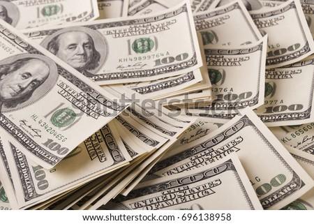 Money - Shutterstock ID 696138958