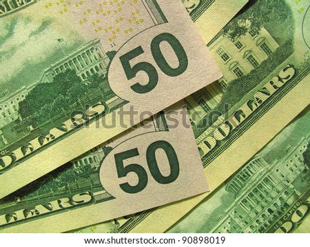 money background from dollars usa