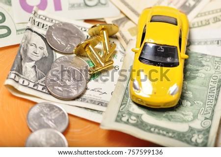 Picnetz Money Coins Car Keys Apartment Debt Crest Growth