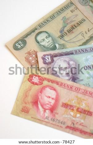 Money from Jamaica.