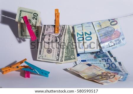 Money gain #580590517