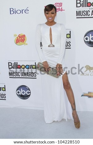 Monica at the 2012 Billboard Music Awards Arrivals, MGM Grand, Las Vegas, NV 05-20-12