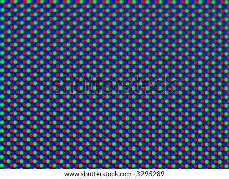 Monitor pixel